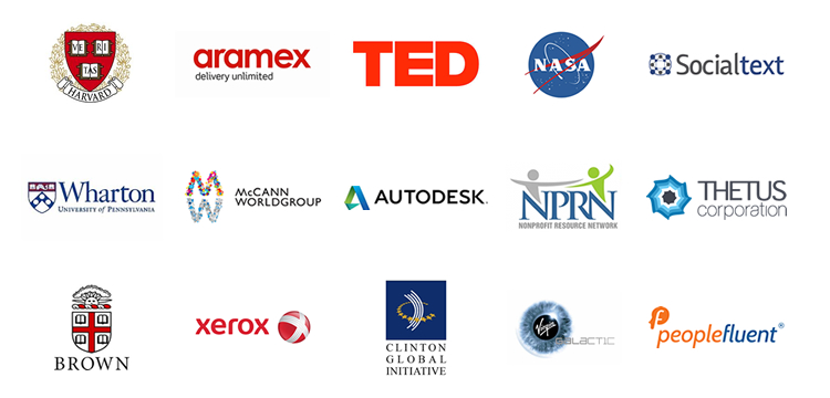 2013 introNetworks Selected Clients